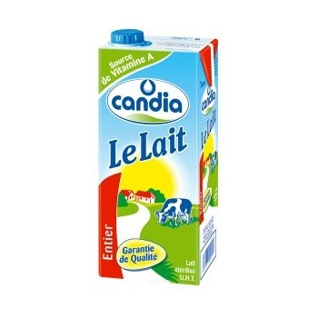 Milk full 1lt