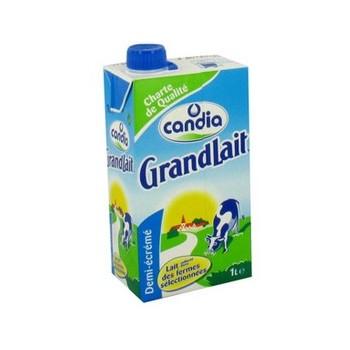 Milk half 1lt