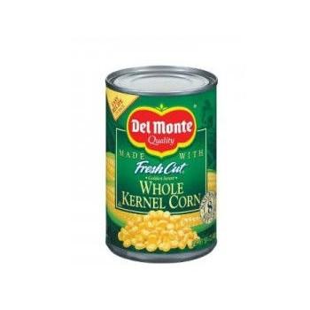 Whole kernel corn 450gr