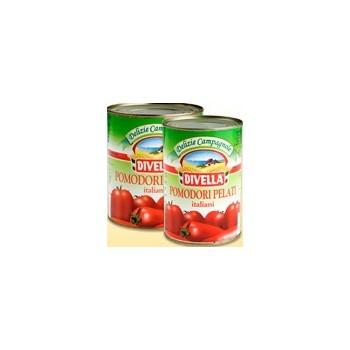 Tomates pellées 400gr