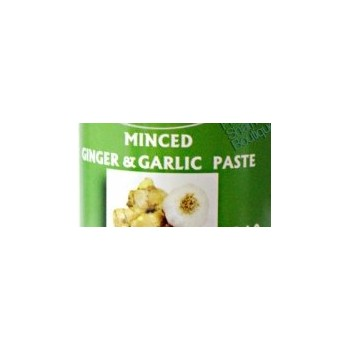 Mixe Garlic Ginger 250gr
