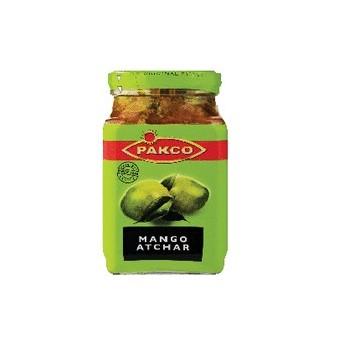 Grated Mango Atchar