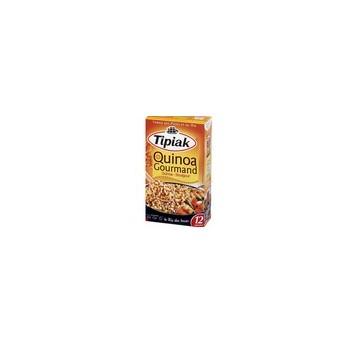 Boulghour quinoa