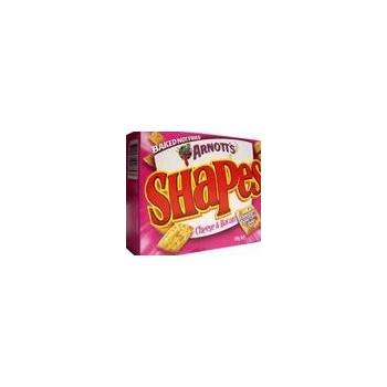 biscuit salés shapes
