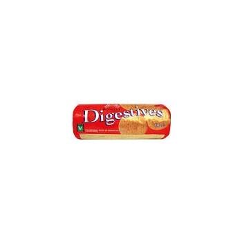 Biscuits sec digestives