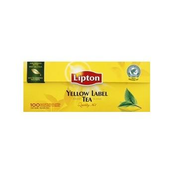 Thé Lipton 100sac