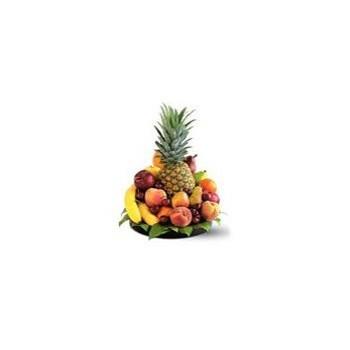 Panier de Fruit divers de saison