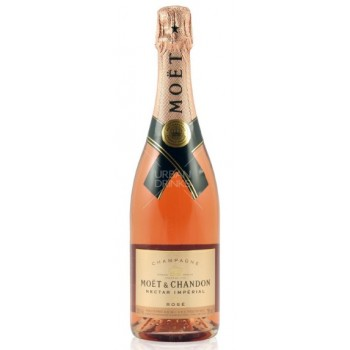 Moet & chandon Demi sec Nectar rose