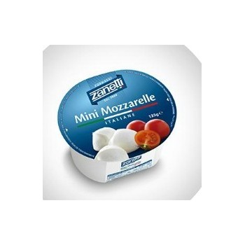 Mozzarella mini cheeries