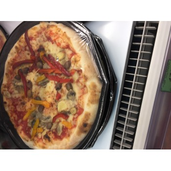 pre cooked pizza Vegetarienne