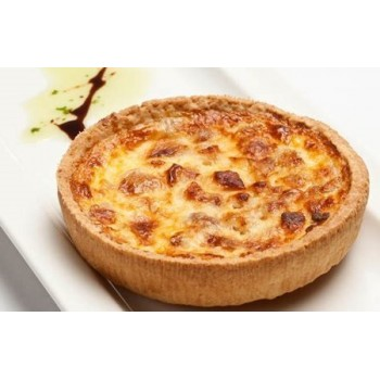 Mini quiches frozen precook