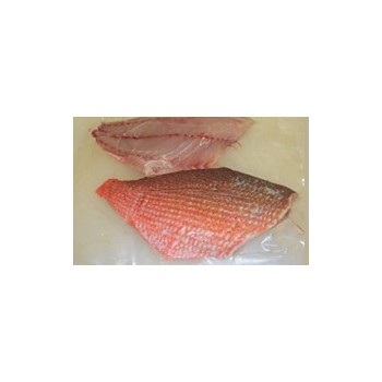Fillet Red snapper