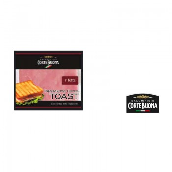 Cotto Toast - 100gr