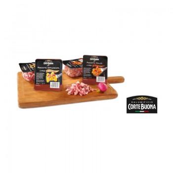 Pancetta cubes - 100gr
