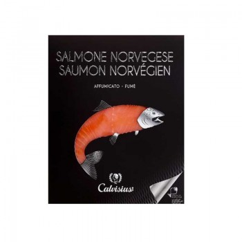 Norwegian Salmon Slices -...