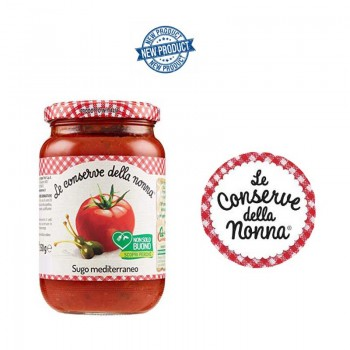 Mediterranean Sauce - 350gr