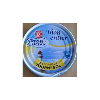In oil Tuna|